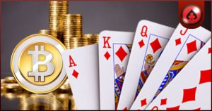 Play Poker with Bitcoin