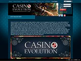 Casino Evolution Screenshots 3
